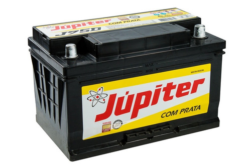 bateria jupiter 75 amperes selada 12 meses