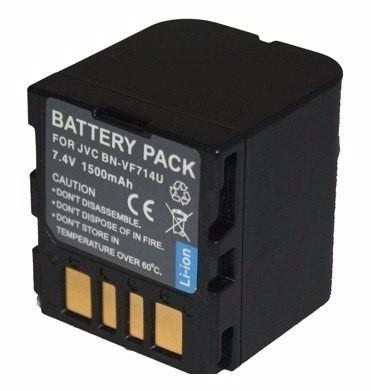 bateria jvc bn-vf714 gr-mg67 x5 d240 df420 df470 d320 d370