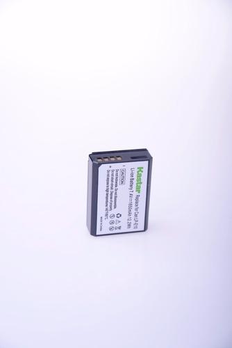 batería kastar lp-e10 p/ canon t3 t5 t6 1100d 1200d