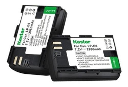bateria kastar lp-e6