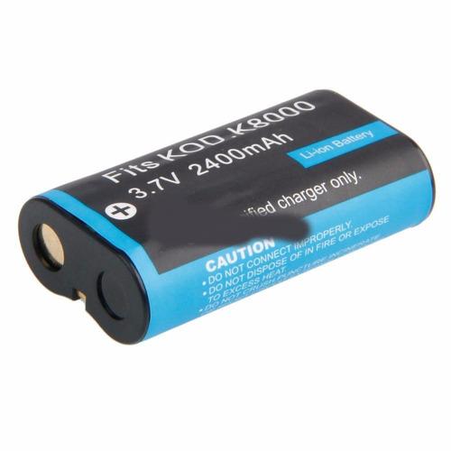 bateria klic-8000 kodak easyshare z1012 is z1485 is z1015