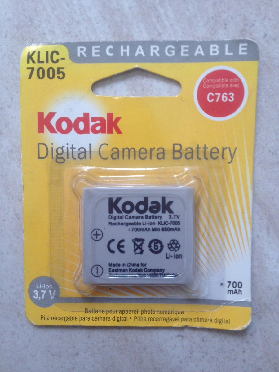 Camara Kodak Easyshare C763 en Mercado Libre Venezuela