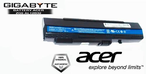 bateria laptop acer al12b32 original