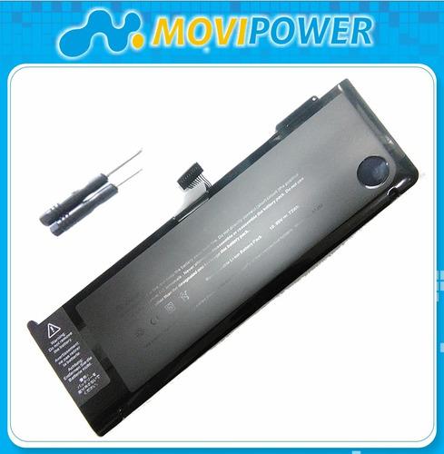 bateria laptop apple macbook pro 15.4  1382 - 1321