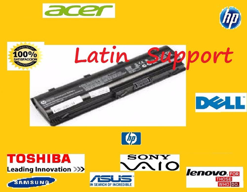 bateria laptop hp toshiba acer dell   lenovo asus  etc