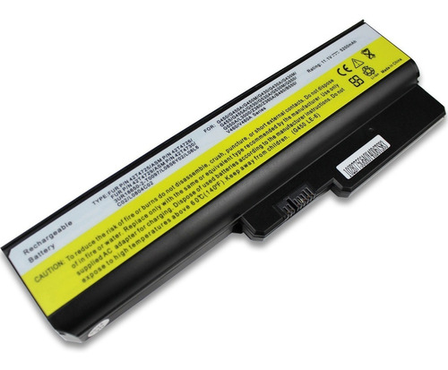 bateria lenovo 3000 g430 g450 g530 g550 g555 n500 42t4561