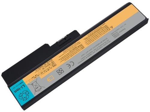 bateria lenovo g430le3000 g450a3000 g5303000 g530 6 celdas