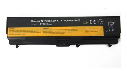 bateria lenovo t410 t420 t430 t510 t520 sl410 sl510 42t4235