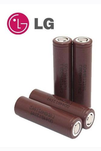 batería lg 18650 3000mah 20a para vaporizador vapes