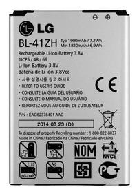 Bateria Lg Bl-41zh L50 D213 Leon H340 Fino D290 Bl41zh E/g