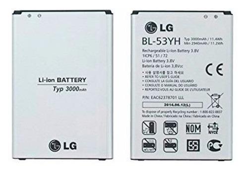 bateria lg g2, g3, g4, g5