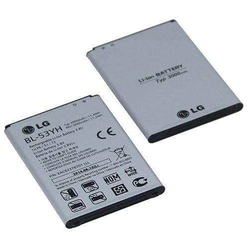 bateria lg g3 d855 d690 g3 stylus 100% original lg bl-53yh