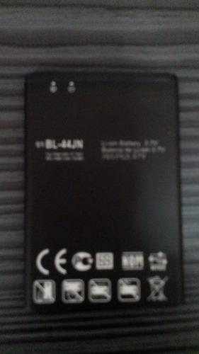 bateria lg l5 l3 bl-44jn e400 e405 e425 e610 e612