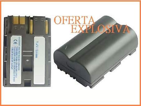 bateria li-ion recargable bp-511camara canon g1 g2 g3 g5 g6
