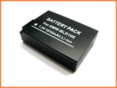 bateria li-ion recargable dmw-bld10e camara panasonic lumix