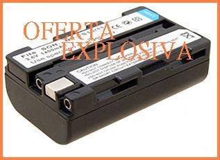 bateria li-ion recargable np-fs11camara sony dsc-f50v f55