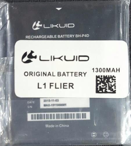 bateria likuid l1 flyer nueva sellada