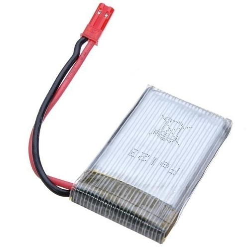 bateria lipo 3.7v 1000mha p/ drone mjx jjrc h11d hq898 x400