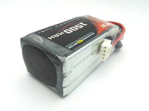 bateria lipo 3s 11.1v 1500mah 60c xt60