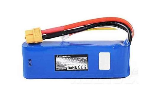 bateria lipo turnigy 2200mah 11.1v 3s 20c