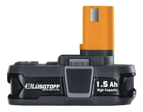 bateria litio 18v 1,5ah herramientas inalambricas lusqtoff