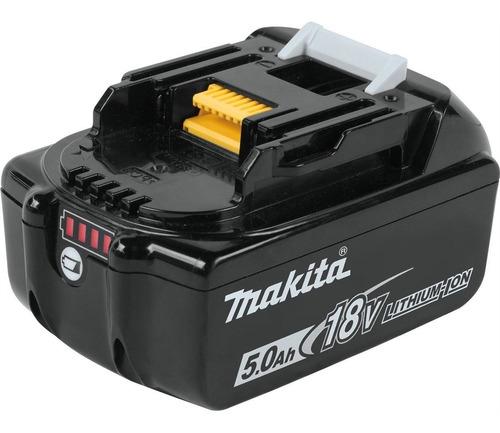 bateria lítio 18v 5.0ah lxt bl1850b makita