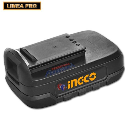 bateria litio ingco 14,4 volt batli18144