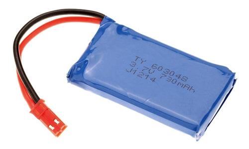 batería litio polímero lipo 3.7v 730mah wltoys v686g y mas