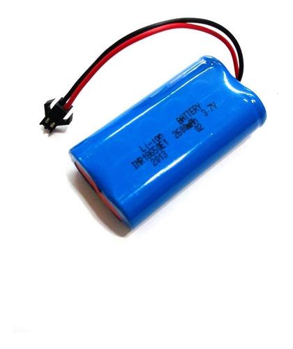 bateria litio recargable inr18650 3,7v 2600mah industrial