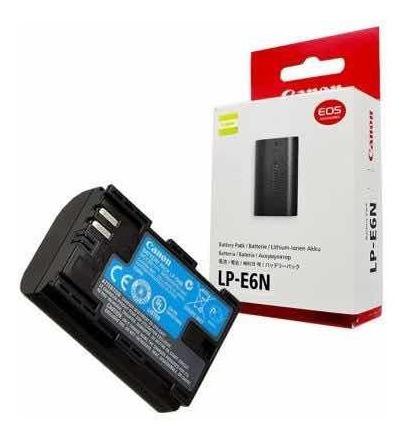 bateria lp-e6n original