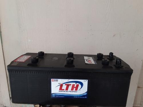 batería lth 4dlt para equipo pesado seminueva en buen estado