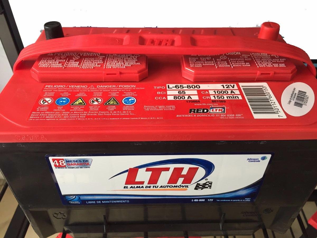 Precios de baterias lth