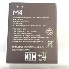 bateria m4 ss1060 100% original.