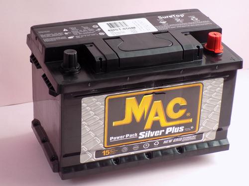 batería mac silver pack 48 850 bmw captiva cherokee megane 2