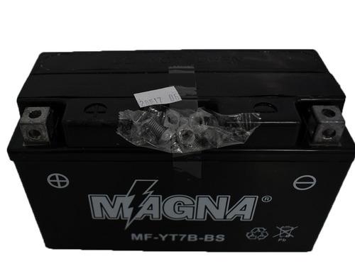 bateria magna yamahabws125 mf-yt7b-bs