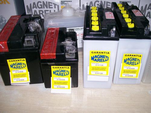 bateria magneti marelli mm9bs shadow 600  cb 500