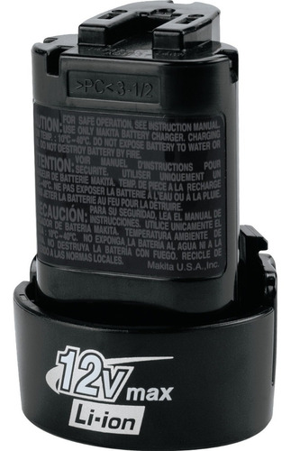 bateria makita 12v 10.8v bl1014 ion litio original