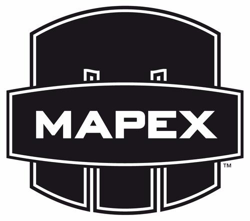 bateria mapex prodigy + fierros +set platos orion + banqueta
