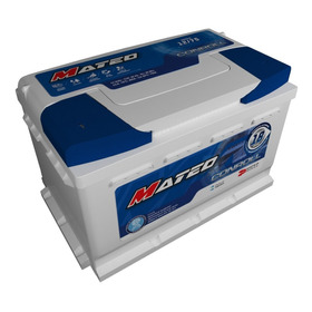Bateria Mateo 12x75 Diesel Chevrolet Blazer 2.5 Maxion