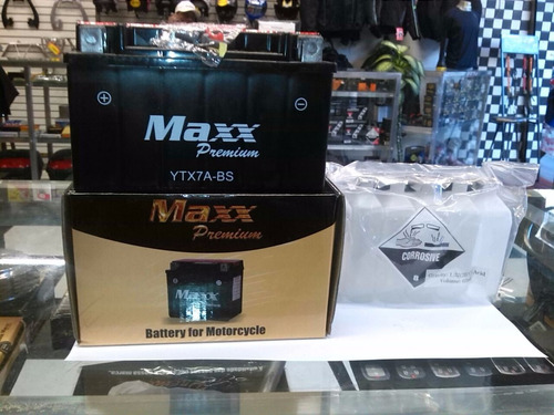 bateria maxx ytx7a-bs