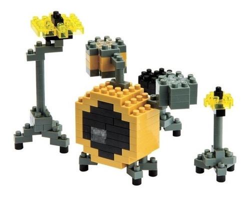 bateria - microbloques de construcción nanoblock - no lego