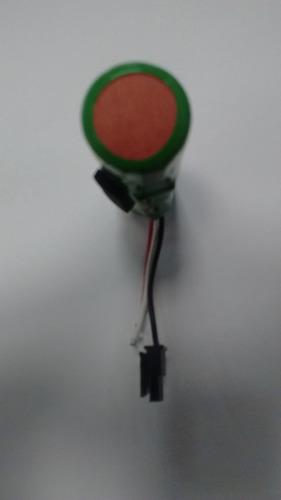 bateria moderninha pro 4,2v hl0271 ( verde )