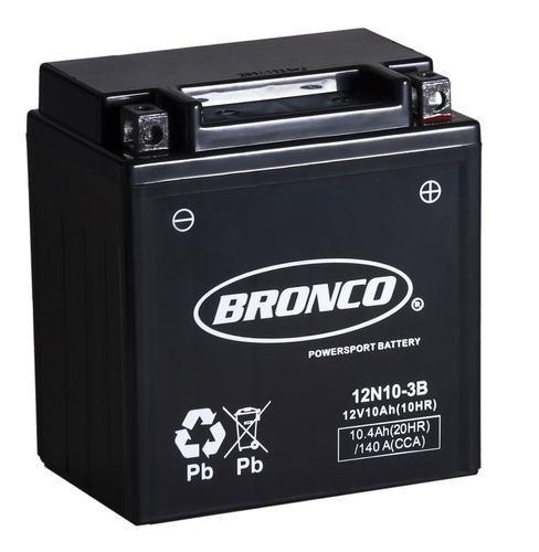 bateria moto  12n10-3b de gel motoscba