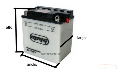 batería moto 12n9-3b