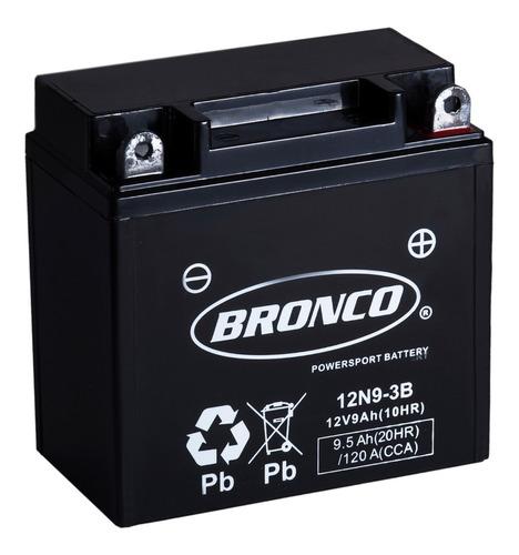 bateria moto 12n9-3b de gel motoscba