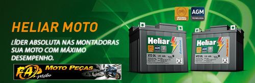 bateria moto heliar htz-dl dafra zig 50 original