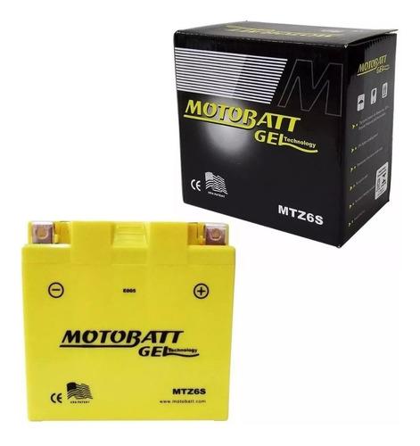 bateria moto honda pcx 150 xre300 6 amperes cg150 mix mtz6s