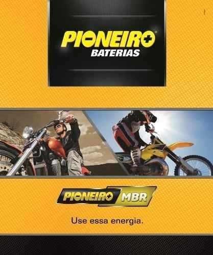 bateria moto mbr5-bs nxr125 bros ks 2003 à 2005 marcio motos
