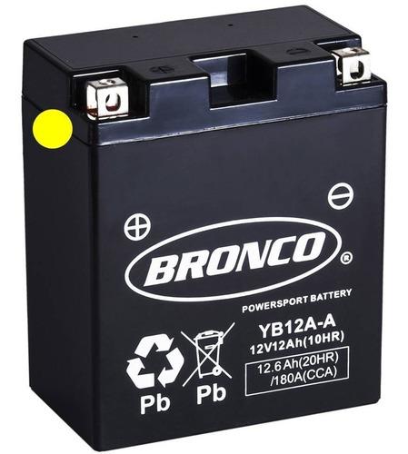 bateria moto yb12a-a gel motoscba