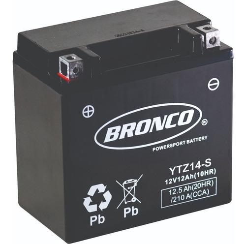 bateria moto ytz14s de gel motoscba p